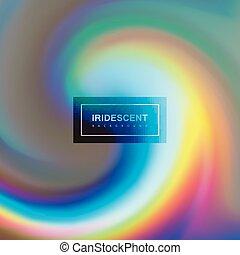 背景。, 流體, 閃光, 多种顏色