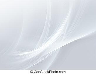背景, 白色