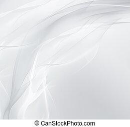 背景, 白