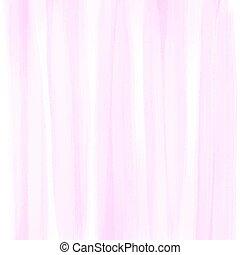 背景, 白, 抽象的, ピンク, 水彩画