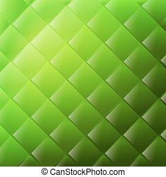 背景, 綠色的摘要