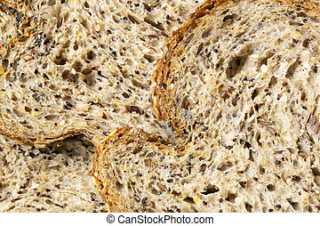 背景, 食物, bread