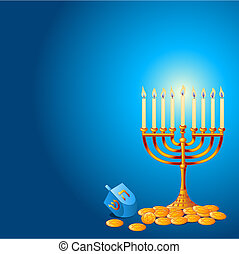 背景, hanukkah