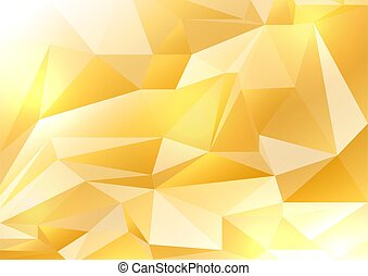 背景, polygonal