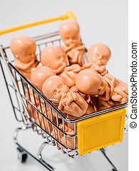 胎児, 胎児, surrogate, 工学, m, symbolizing, 遺伝, model.
