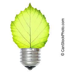 能量, 綠色
