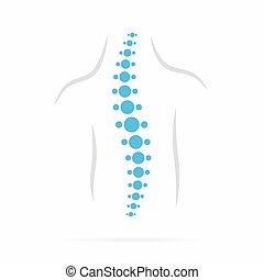 脊椎, 符號, 設計, 診斷