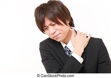 脖子, 疼痛