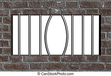 脱出, 刑務所