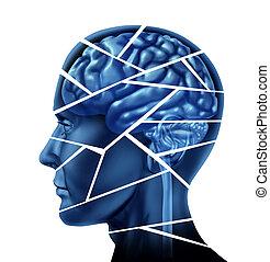 脳, 傷害