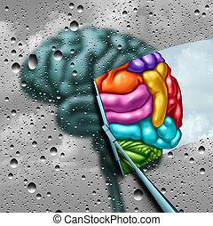 脳, 創造性