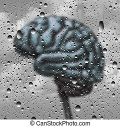 脳, 概念, 病気