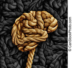 脳, 無秩序