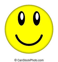 脸, smiley