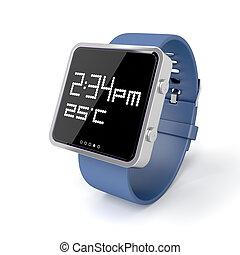 腕時計, デジタル