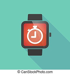 腕時計, 痛みなさい, タイマー