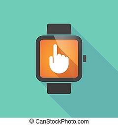 腕時計, 痛みなさい, 指すこと, 手