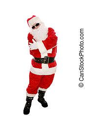 臀hop, 聖誕老人