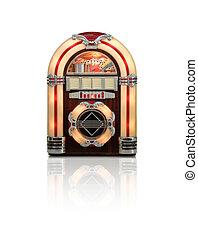 自动电唱机