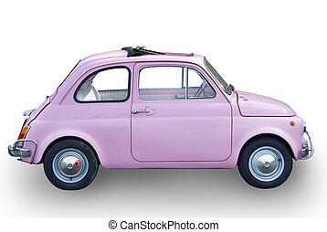 自動車, わずかしか, イタリア語