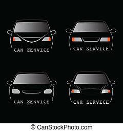 自動車, シルエット