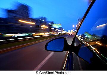 自動車, スピード