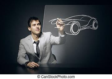 自動車, デザイナー