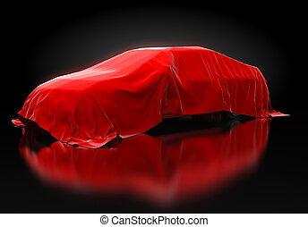 自動車, プレゼンテーション, 新しい