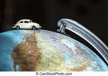 自動車, 地球