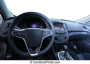 自動車, 大広間, 贅沢