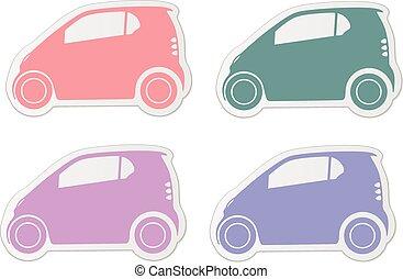 自動車, 小さい