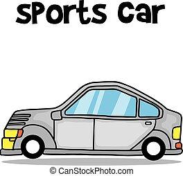 自動車, 株, コレクション, スポーツ