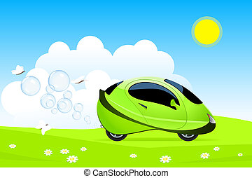 自動車, 概念, 水素
