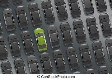 自動車, 概念, 購入