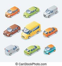 自動車, 等大, 現代, コレクション