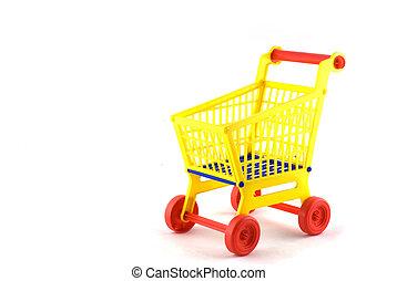 自動車, 買い物