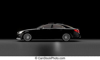 自動車, 贅沢, 背景