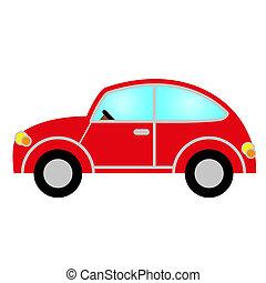 自動車, 赤