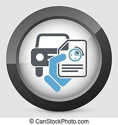 自動車, 速い, サービス