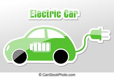 自動車, 電子