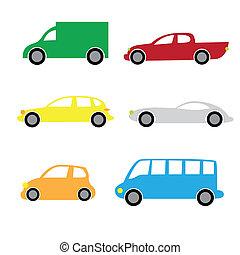 自動車, 2, 漫画