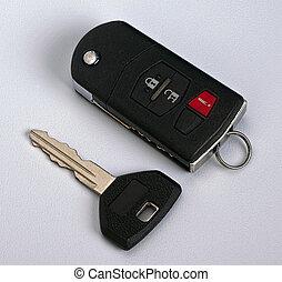 自動車, keys.