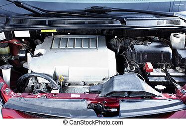 自動車, repair.