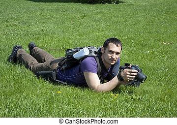 自然, カメラマン