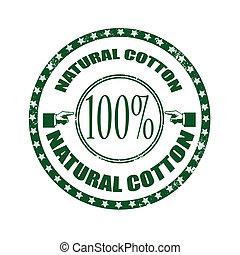 自然, 切手, 綿