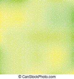 自然, 春, ブランク, 朝, 緑の背景, ぼやけ