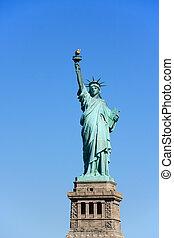 自由女神像, -, nyc