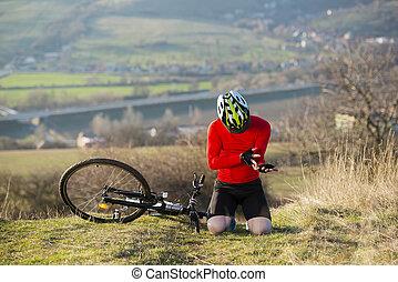 自行车, 事故