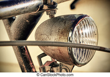 自行车, 前灯