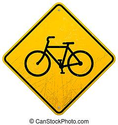 自行车, 签署